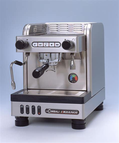 la cimbali m21 junior la cimbali m21 junior dt1 stoll espresso