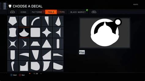 Making The Dead Orbit Logo In Bo3 Emblem Maker!