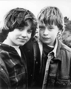 Elijah Wood & Macaulay Culkin | Living the dream | Pinterest
