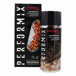 Buy Performix - Super Male T   Hgh Male Performance Support