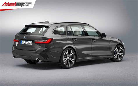 Gambar Mobil Bmw 3 Series Sedan by Bmw 3 Series Touring G21 Belakang Autonetmagz Review