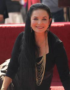 Crystal Gayle in Crystal Gayle Honored On The Hollywood ...
