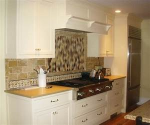 kitchen renovation white appliances see this post for With kitchen cabinets lowes with kate spade sticker pocket