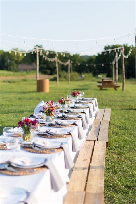 Kara's Party Ideas Upstate New York Rustic Elegant Farm