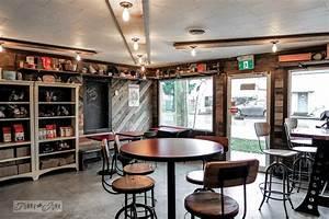 Industrial Style Shop : industrial coffee shop decor you will love funky junk interiors ~ Frokenaadalensverden.com Haus und Dekorationen