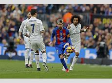 Previo Real Madrid vs Barcelona, Liga española, J33