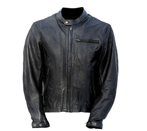 Thunderbike Lederjacke Custom, schwarz im Thunderbike Shop