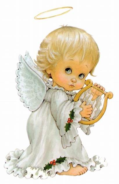 Angel Christmas Clipart Angels Ruth Morehead Believe
