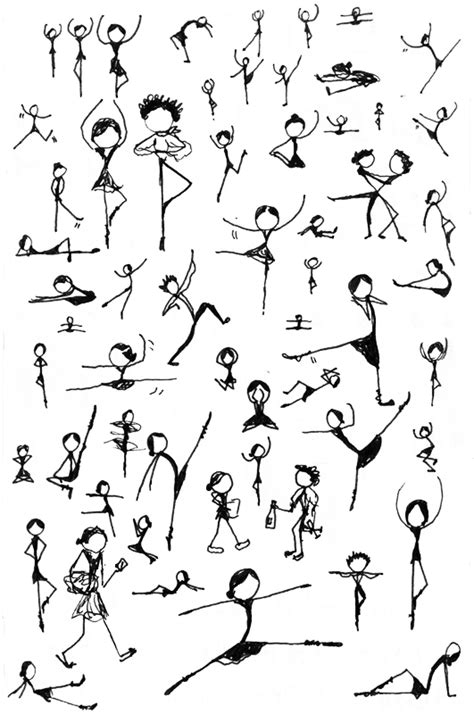 stick figure dancing - Google Search   drawings in 2019   Pinterest   Dessins faciles, Dessin