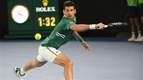 Join us for the live watchalong of this quarter final match in the australian open 2021. Australian Open 2021: Novak Djokovic injured, doubtful for ...