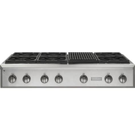 zgunrpss monogram  professional gas rangetop   burners  grill natural gas