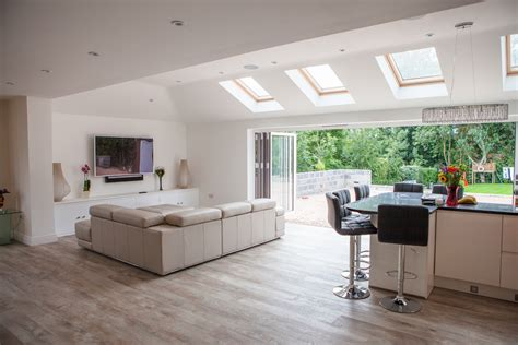 interior designs for rooms rear house extension whitchurch builder ben