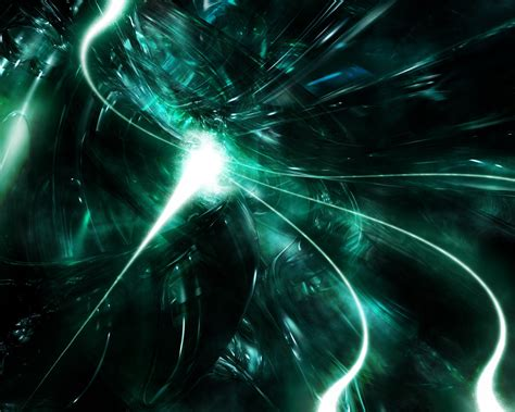 Abstract Wallpaper Background by Wallpapers Green Wave Pc Wallpapers