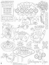 Dice Coloring Roll Embroidery Pattern Patterns Colouring sketch template