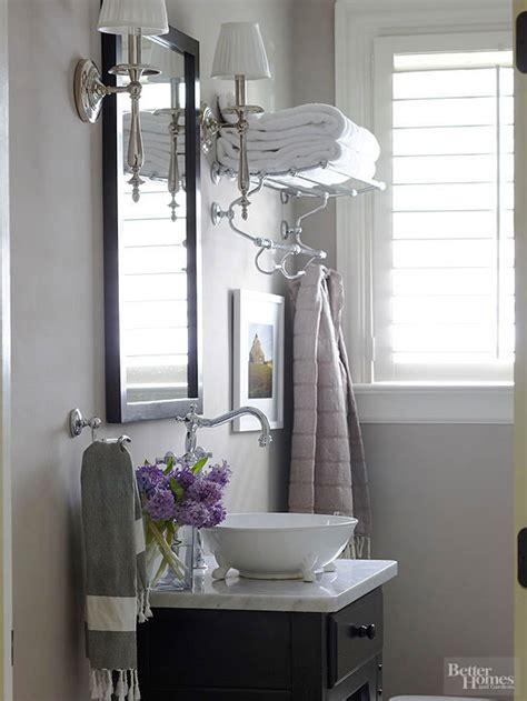 Bathroom With No Storage Ideas by Bathroom Towel Storage 12 Creative Inexpensive Ideas