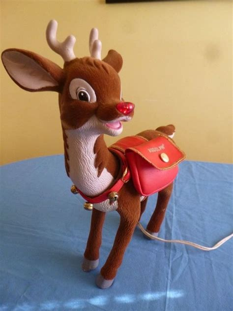 telco motionettes of christmas animated rudolph the red