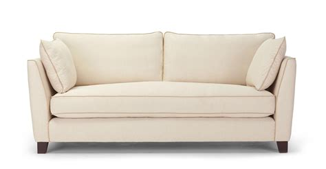 Cream Sofa Gabrielle Living Room Sofa Loveseat Cream