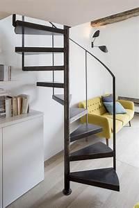 Escalier En Colimaçon : 131 best un escalier h lico dal en colima on en spirale ~ Mglfilm.com Idées de Décoration