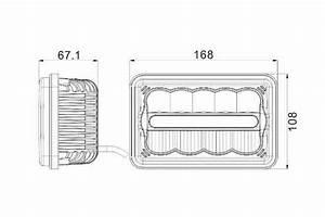 4x6 Led Headlight Wiring Diagram