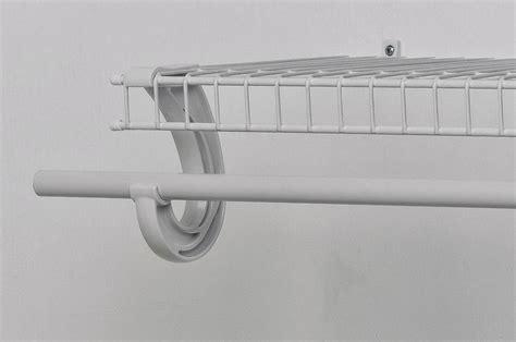 Closetmaid Wire Shelving Parts  Home Design Ideas