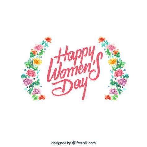 Happy Women's Day Flowers