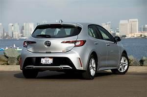 2019 Toyota Corolla Hatchback Starts At  20 910