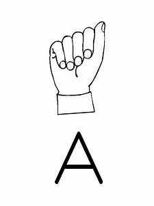 Sign language e wwwimgkidcom the image kid has it for Letter a sign