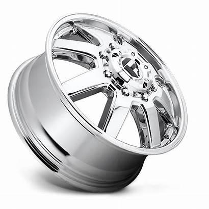 Dually Fuel Maverick D536 Chrome Wheels Wheel