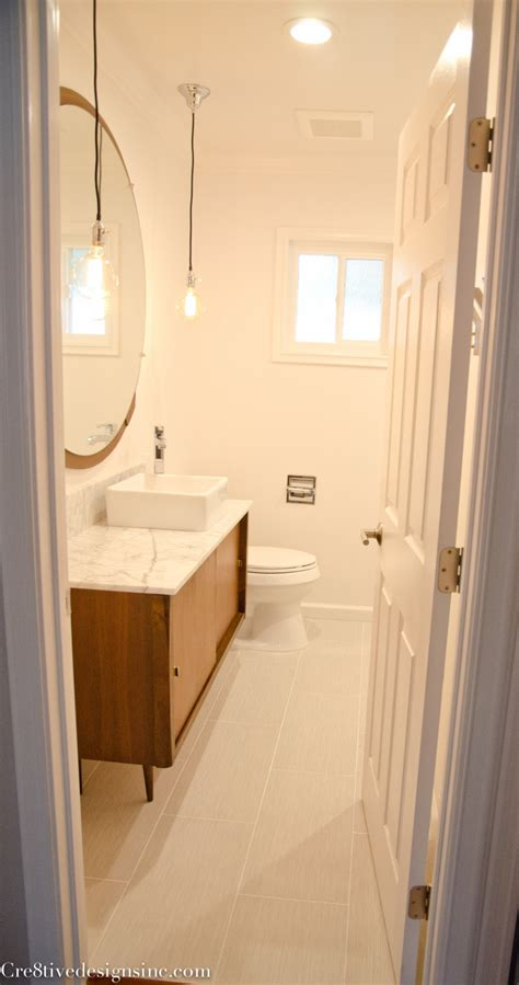 mid century modern bathroom vanity 3 bathrooms
