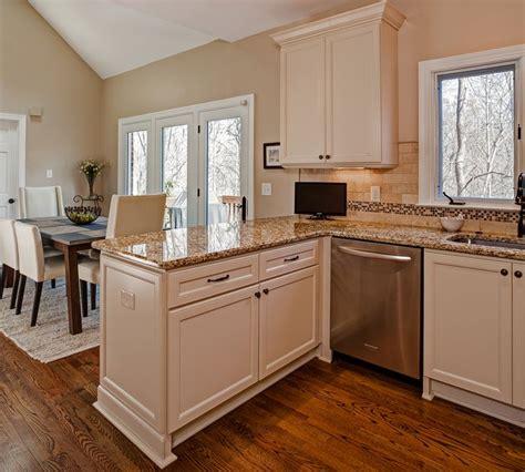 Kitchen Peninsula by Peninsula Kitchen Remodel Peninsula Kitchen