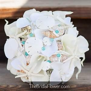 Seashell Wedding Flowers