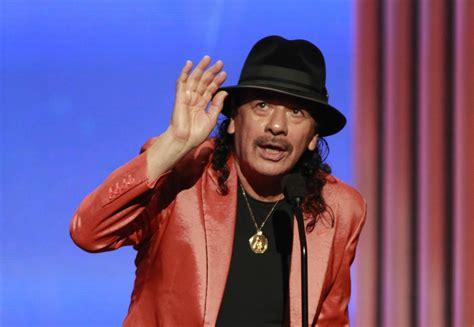 Is Carlos Santana 'dead'? 'smooth