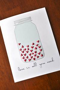 iLoveToCreate Blog: Homemade Valentine Cards