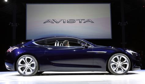 Buick Sports Coupe by Buick Avista Sports Coupe Concept Chicago Tribune