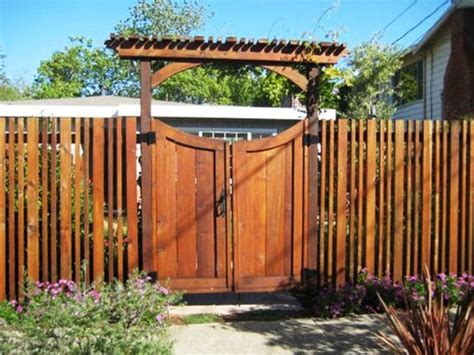 top boards match spacing  width  fence style fence ideas fence gate design fence gate