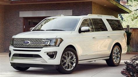 2018 Ford Expedition, The Light SUV with Modern Technology ...