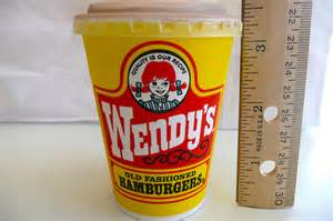 Wendy's Small Chocolate Frosty