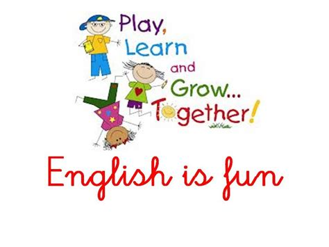 Fun With English Welcome To Our English Blog