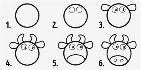 cose semplici da disegnare 10 cose e animali facili da disegnare usando i cerchi