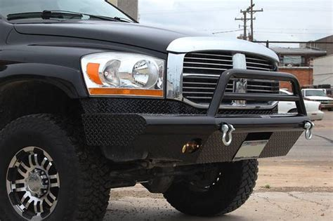 tough country custom apache front bumper dodge