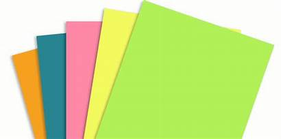 Paper Card Colored Multi Cards Cardstock Check