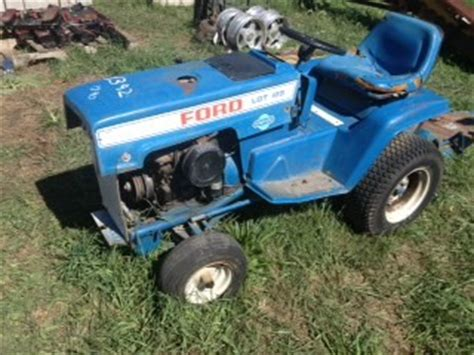 ford lgt  mower deck