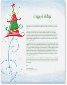 Sample Business Christmas Letters for Your First Go Around