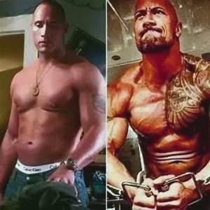 How Is The Rock Pumped That Much  Is He On Steroids  Doesn U0026 39 T His Muscles Hurt