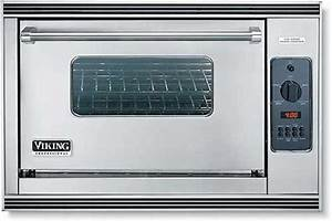 Viking Vgso166ss 36 Inch Single Gas Wall Oven With Proflow