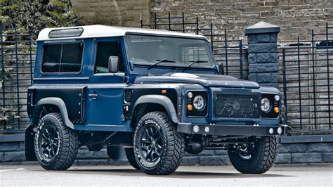 2018 Land Rover Defender 90 Chelsea Wide Track By Kahn