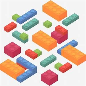 Lego Blocks Maze, Vector Png, Building Blocks Of Maze ...