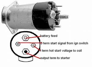 Help Me Understand Starter Wiring - Ls1tech
