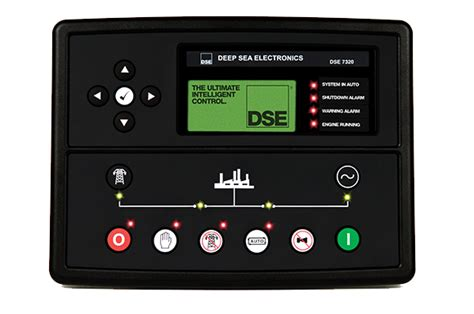 dse control panels erga genset diesel generator power generators generator sets