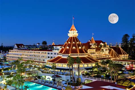 San Diego Luxury Hotels   Luxury Hotel in San Diego   Hotel del Coronado